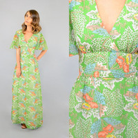 70's Young Innocent ARPEJA Dress
