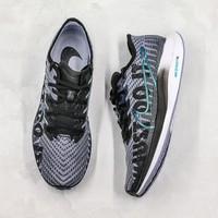 Nike Zoom Pegasus Turbo 2 Rise Midnight Turquoise Running Shoes - Best Deal Online