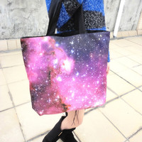 Fantasy Starry Sky Fashion Shoulder Bag For Women from Charming Galaxy
