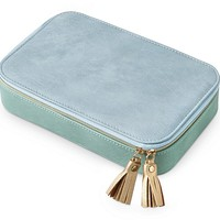 Green Nellie Travel Large Jewellery Box | Oliver Bonas