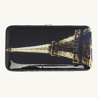 Eiffel Tower Hinged Wallet
