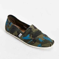 TOMS Men's Printed Slip-On Shoe