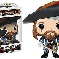Funko Pop Disney: Pirates of the Caribbean - Barbossa Vinyl Figure