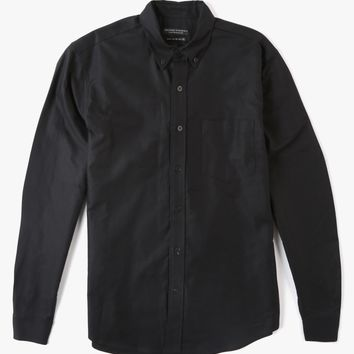 L/S Regular Clean Seam Shirt