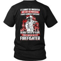 Firefighter Title
