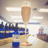 """Chocolate Champagne"" Vape Juice"