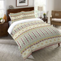 Nordic Lily Duvet Cover