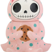 Furrybones® Octopee Cookie Jar