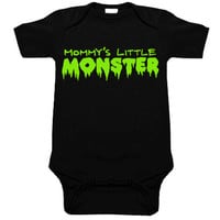 Mommy's Little Monster One Piece