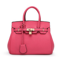 Stylish Leather One Shoulder Bags [6580875591]