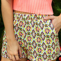 Catch The Wave Shorts: Multi