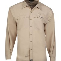 Men's Peninsula L/S UV Vented Fishing Shirt