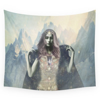 Society6 The High Priestess Wall Tapestry