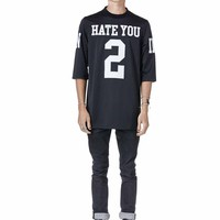 HATE JERSEY - MENS