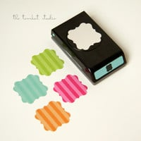 Flourish Paper Punch - Party and Craft Supplies from The TomKat Studio