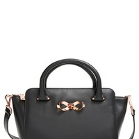 Ted Baker London 'Loop Bow' Leather Tote Bag