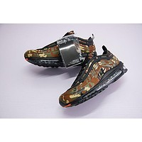 Nike Air Max 97 Japan Retro Running Shoe Leaf Camo Aj2614-202