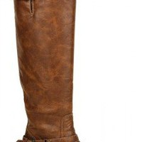 Brown OUTLAW Riding Boots