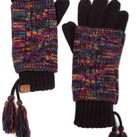 Double Layer Multi Color CC Gloves - SmartTips