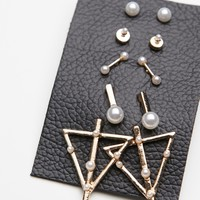 Free People Stoned Piercing Set