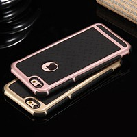 Rubber Silicon Cover for iPhone 5S for 6 6S /6 6S Plus Phone Accessories Hybrid Hard Back Case for iPhone 5S SE/ 6 6S/Plus Case