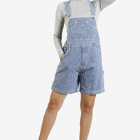 ECH Deadstock Boxy Babe Overalls