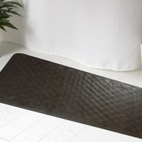 Small 13'' x 20'' Slip-Resistant Rubber Bath Tub Mat