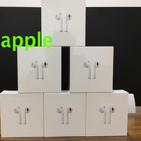 Apple AirPods Auricolari Wireless Bluetooth MMEF2ZM/A Originali Garanzia 24 Mesi