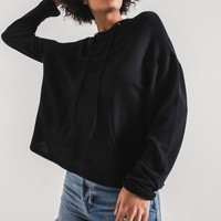 Z Supply The Lush Modal Hoodie -Black