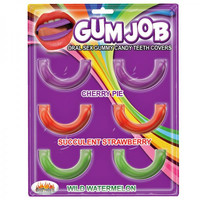 Gum Job Oral Sex Candy Teeth Covers Sexy