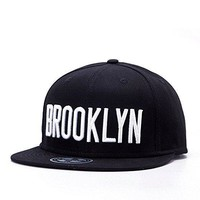 Trendy Winter Jacket High Quality Newest Brooklyn Mens Sun Hat Baseball Caps Women Hats Black Snapbacks No Structure Dad Hat Caps Adjustable BROOKLYN AT_92_12