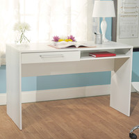 White Taylor Writing Desk