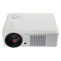 DB Power LED-33 2000 Lumen HD Home Theatre LED Projector (White)
