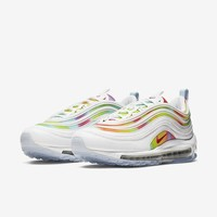 Nike Air Max 97 Tie dyeing colour The air cushion shoes