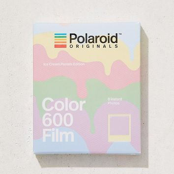 Polaroid Originals Ice Cream Pastels Edition 600 Instant Film | Urban Outfitters