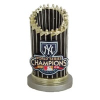 2009 World Series Trophy Paperweight - New York Yankees
