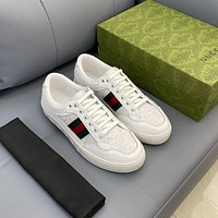 Gucci2021 Men Fashion Boots fashionable Casual leather Breathable Sneakers Running Shoes06270em