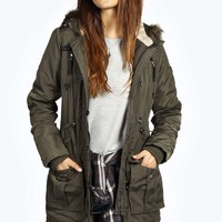 Lucy Padded Parka