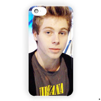 Luke Hemmings 5Sos 5 Seconds Of Summer Sos For iPhone 5 / 5S / 5C Case