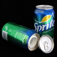 Sprite Soda Diversion Safe Can Stash Hide