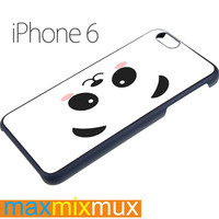 Panda Cute iPhone 6/6+ Series Hard Case
