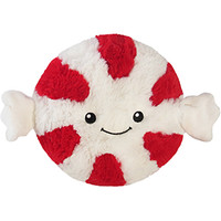 Mini Comfort Food Peppermint: An Adorable Fuzzy Plush to Snurfle and Squeeze!