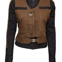 Jyn Erso Star Wars Movie Rogue One Jacket – In Style Jackets