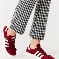 adidas Originals Campus Maroon Suede Sneaker | Urban Outfitters