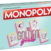 The Golden Girls Monopoly® Board Game