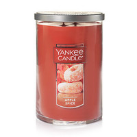 Apple Spice : Large 2-Wick Tumbler Candles : Yankee Candle