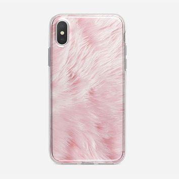 Fluffy Girly iPhone XS Max Case