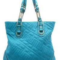 Designer Inspired Ramya Tote - Colors Available