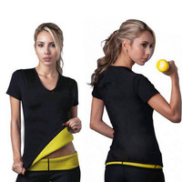 ( T-shirt + Pants) Hot Body Shapers