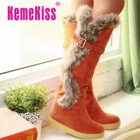 free shipping ankle knee-High  boots  winter women lady half fashion sexy shot boot high heel shoes P2606 size 34-39